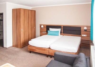 Einzelzimmer 4